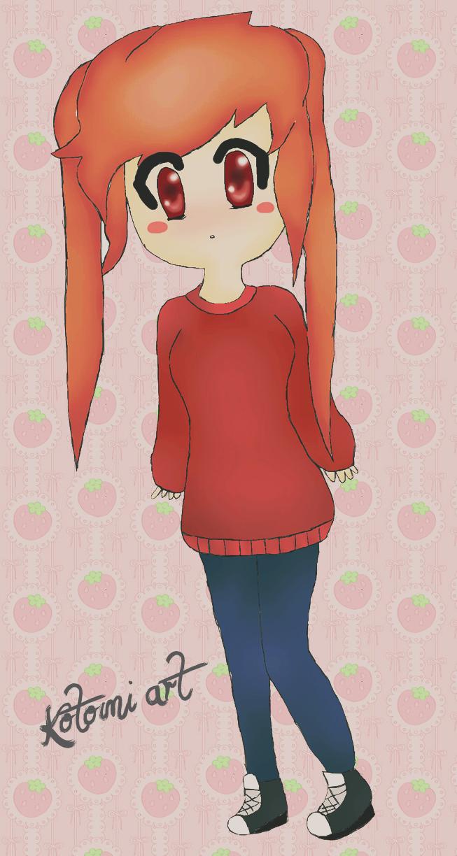 Dibujo kawaii by Chica-Otaku