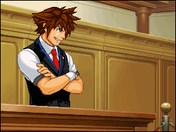 Defense Attorney Sora by n0wM3