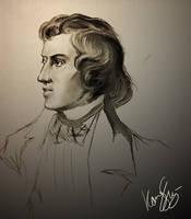 Mr. Chopin by KayMikani