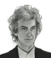 Peter Capaldi by KayMikani