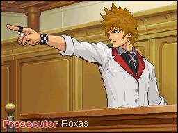Prosecutor Roxas by KayMikani