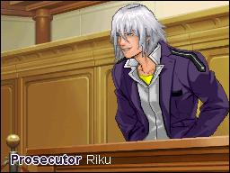 Prosecutor Riku by n0wM3