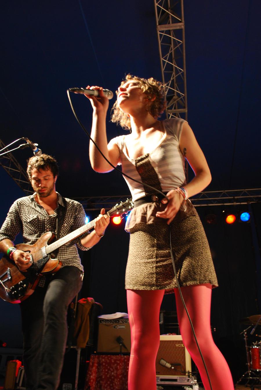 Genevieve Schatz Tour