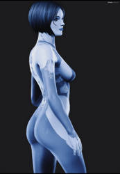 Cortana 01 by sfmsnip