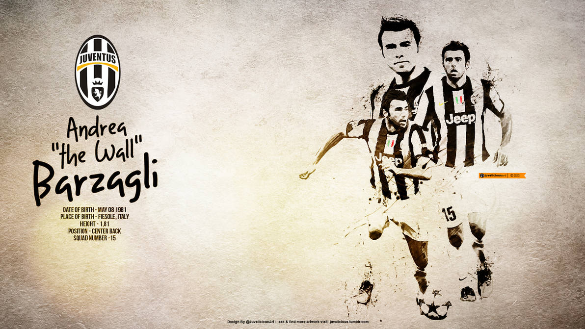 Andrea Barzagli Wallpaper By Nucleo1991 On DeviantArt