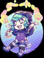 Yuna (New Design) by Xtlus