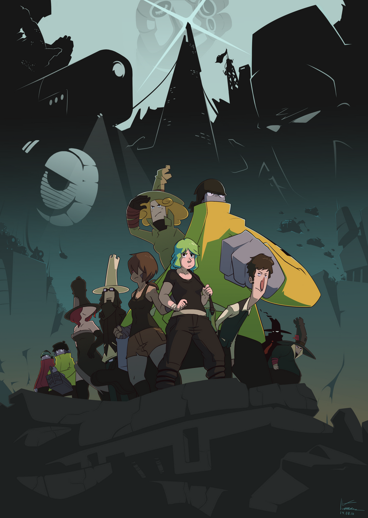 just another OoO poster by kmau