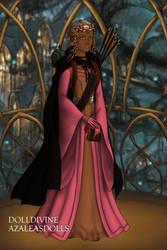 Fatine the elf