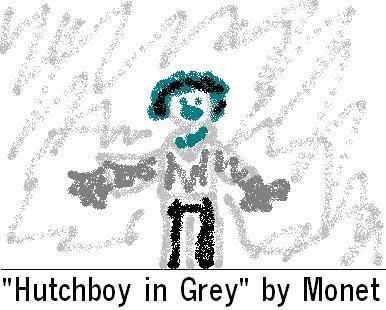 Hutchboy In Grey by samecool11