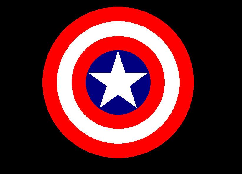 Captain America's Shield by JasonXL