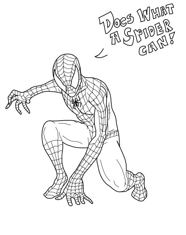 Line Art Xl 2011 : Spiderman lineart by jasonxl on deviantart