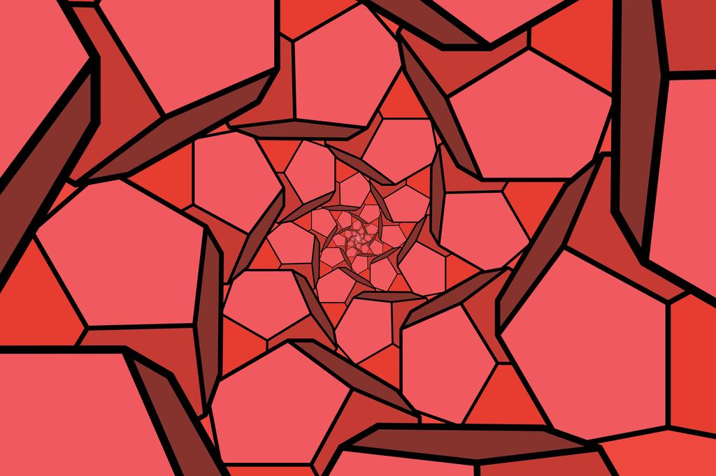Dodecaspiral by JasonXL