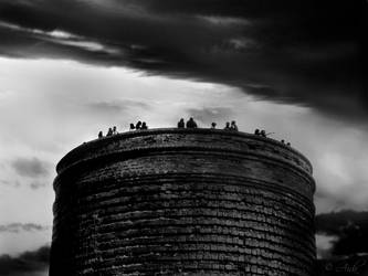 Hell bowl by AidaBabayeva