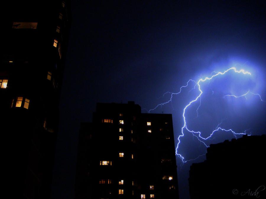 Industrial storm
