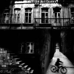 Discolored life by AidaBabayeva