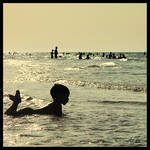 The sea is mine