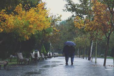 Let's walk Baku