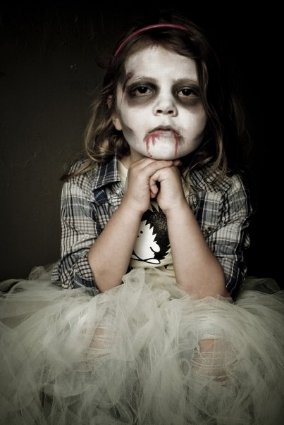 Zombie Princess by EmmyLou