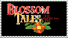 Blossom Tales: The Sleeping King Fan Stamp by 4swords4ever