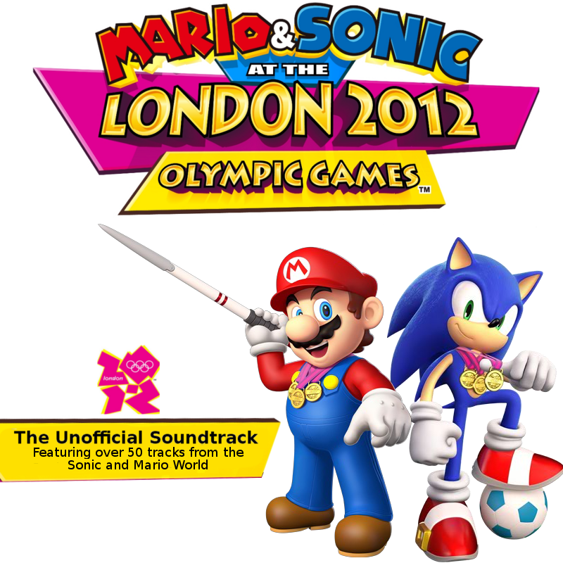 Mario And Sonic London 2012 Soundtrack Cover by dribbleondo on