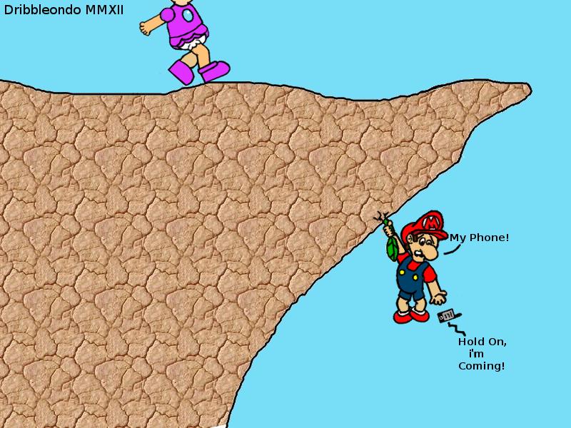 Bad Baby Mario Situations 35 By Dribbleondo On Deviantart