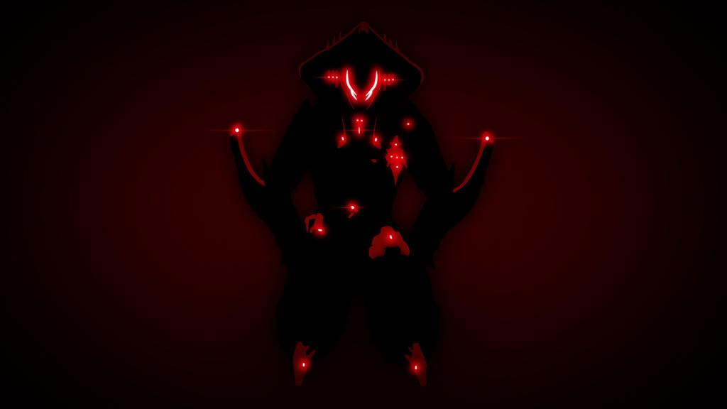 Warframe: Loki Prime Wallpaper by CyborgROX