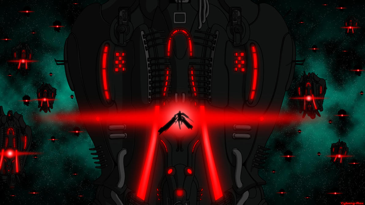 Warframe: The Journey Ahead by CyborgROX