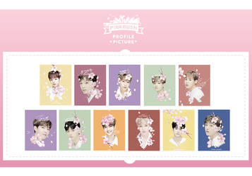 WANNA ONE, PROFILE PICTURE