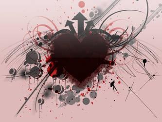 Lovers Heart by 666bain-dev