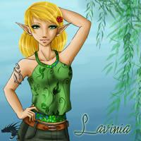Lavinia - Avatar by Project-Drow