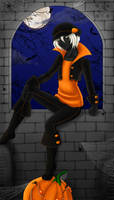 Happy Halloween 2010 by Project-Drow