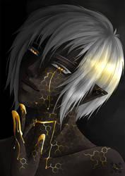Black + Gold