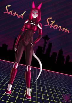 Sandstorm - Shadowrun NPC