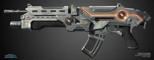 FPS_Rifle02 by boyluya