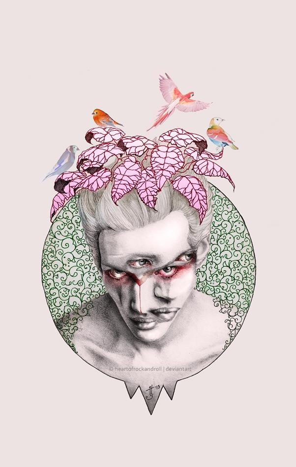 Orpheus by heartofrockandroll