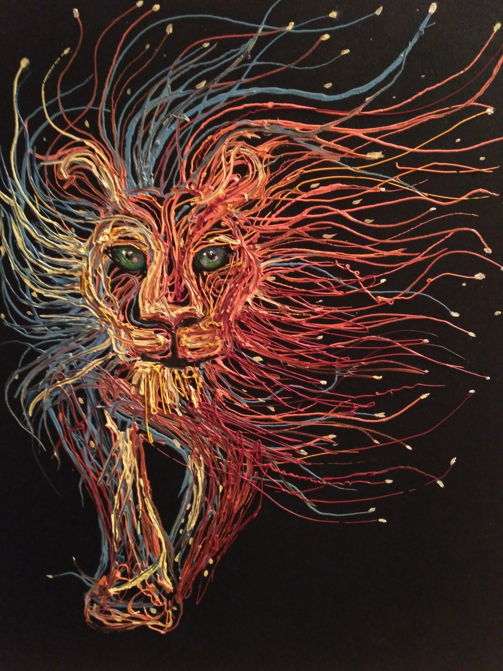 Lion Fire