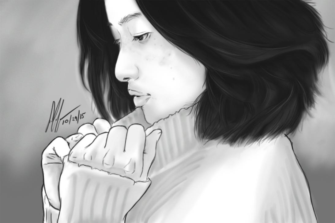 Karlene (Short Hair) by TakumiNakayama