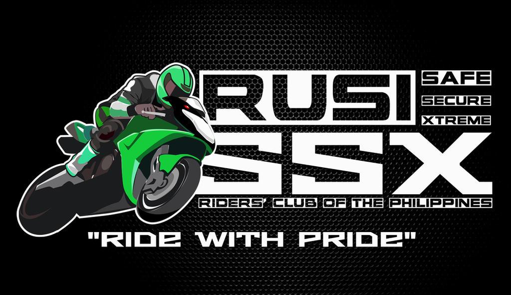 Rusi SSX Rider's Club of the Philippines by TakumiNakayama