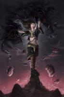 Dark Caster by jthreat