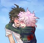 Oh look, two gay cuties!