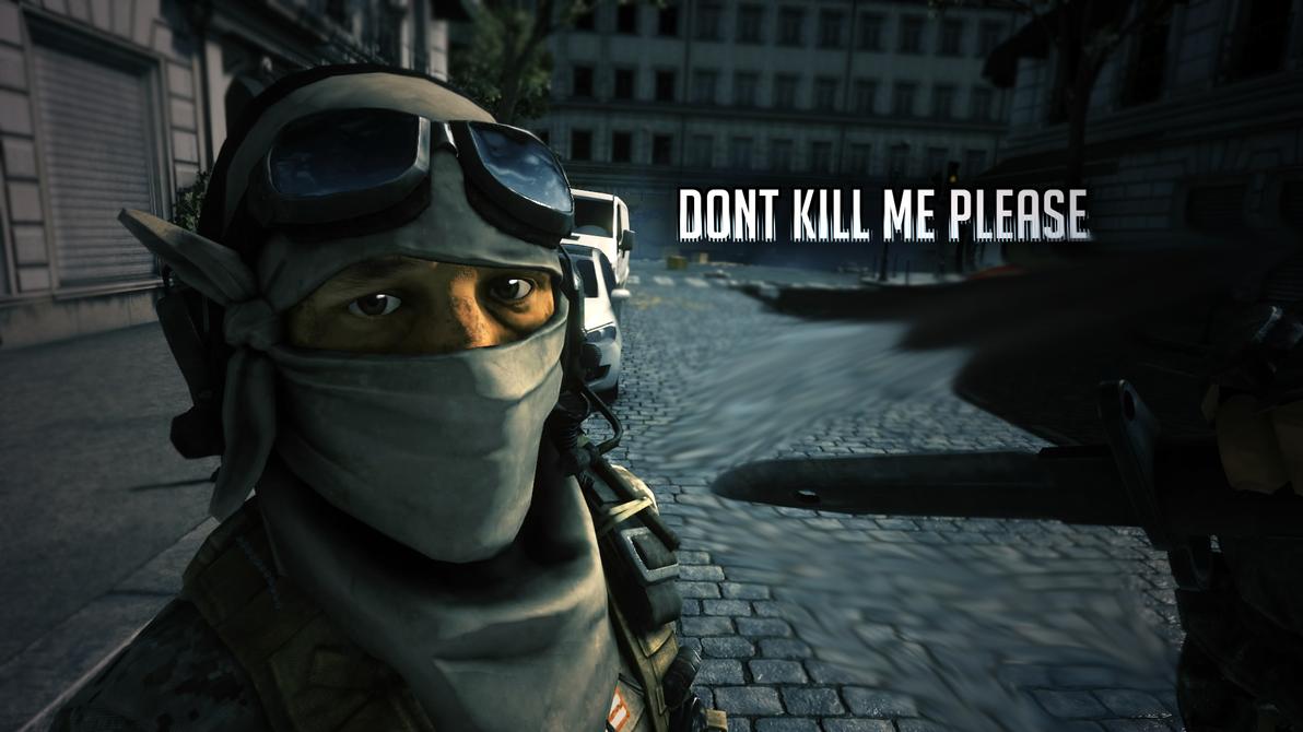 Battlefield 3 Sniper. by BarabanRUS on DeviantArt