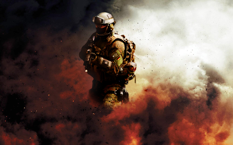 Medal Of Honor: Warfighter Fanmade Wallpaper by BarabanRUS