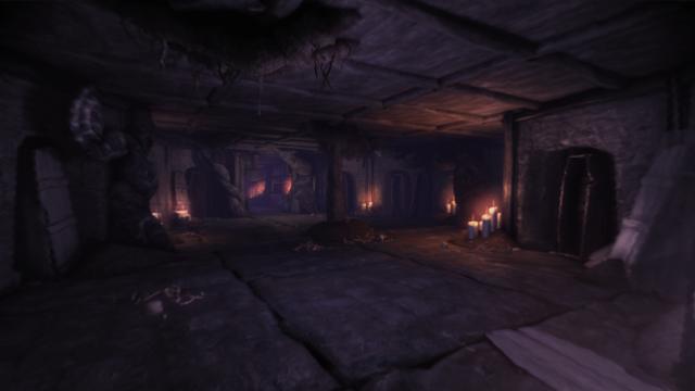Shadowy Crypt