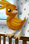:: Torchic Painterly Style ::