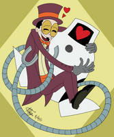 :Superjail: I Luff You, Daddy: by TheBealeCiphers