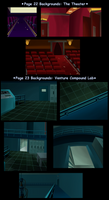 :MLaB Backgrounds: Page 22+23: by TheBealeCiphers