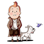 :: Collab: Tintin and Snowy ::