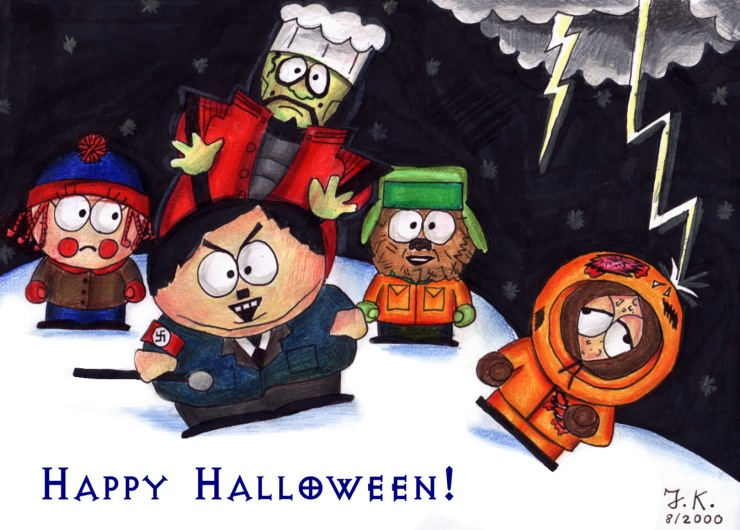 South Park Halloween by Zwerg-im-Bikini on DeviantArt