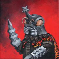Monster portrait: Megalon