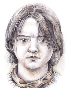 Game of Thrones: Arya Stark